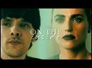 Merlin/Morgana/Arthur On The Inside modern