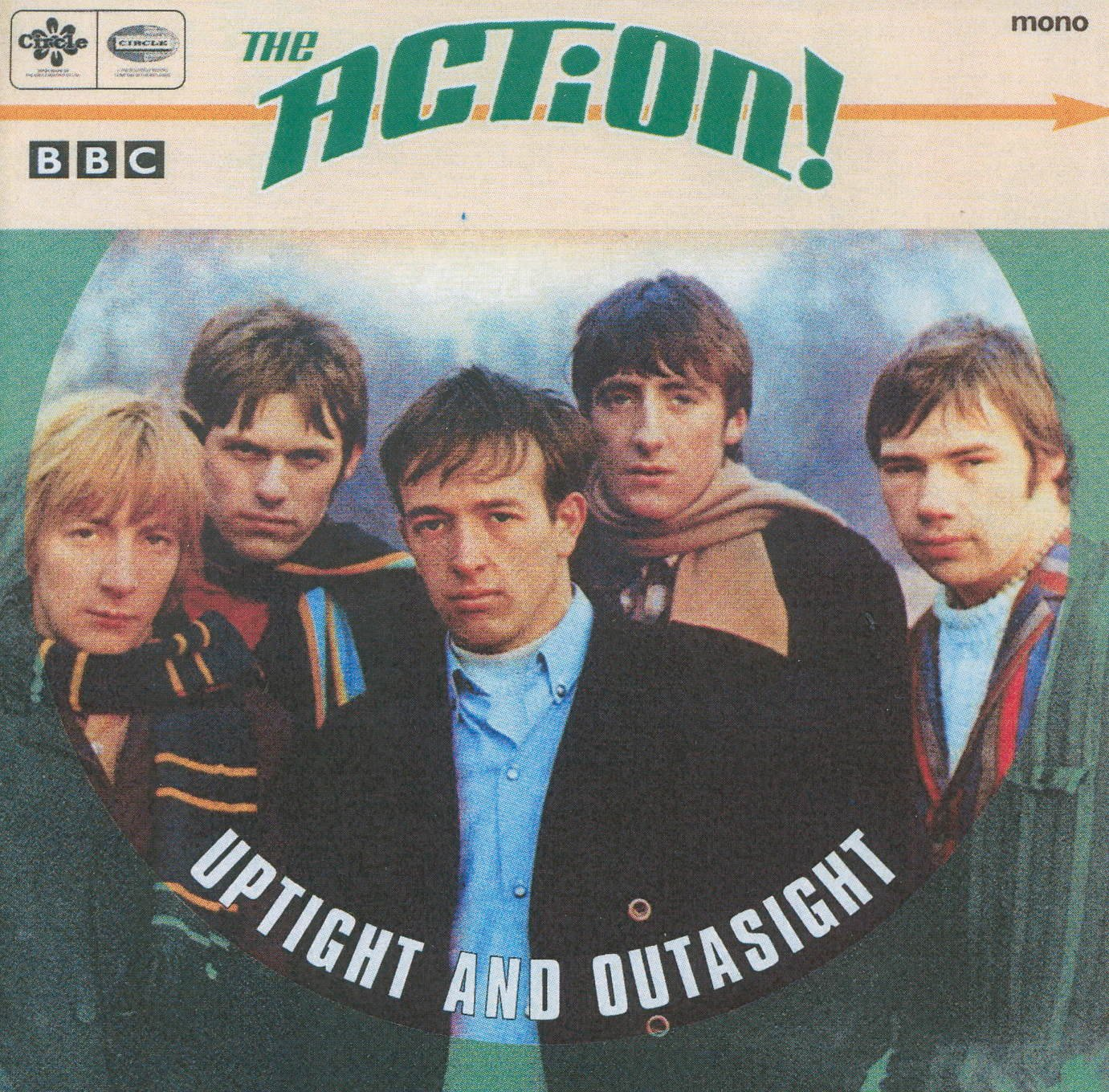 The Action album Uptight and Outasight