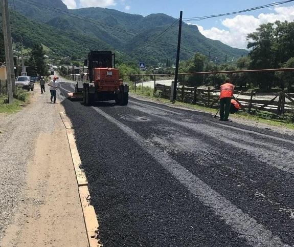 В КЧР увеличилась доля региональных дорог в нормативном состоянии