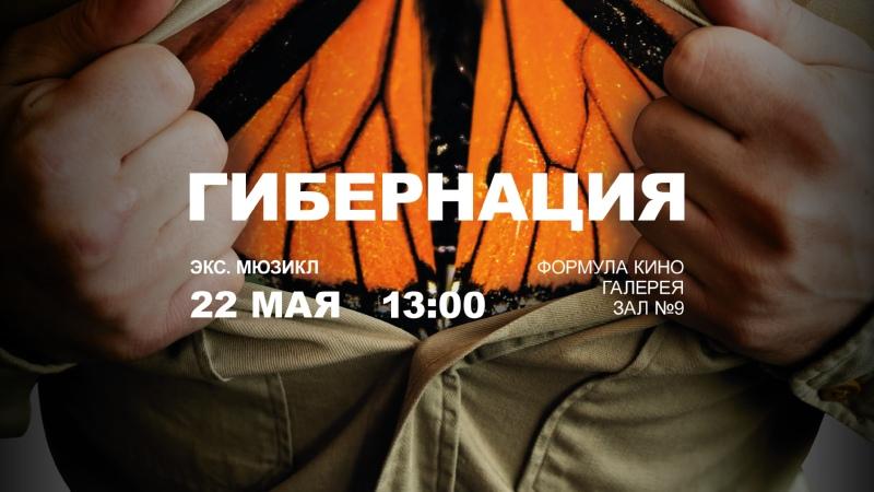 ГиберНАЦИЯ 22мая Кинотеатр Галерея