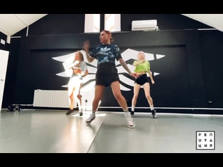 Hip hop в танцевальной студии РЕПУТАЦИЯ ♥️