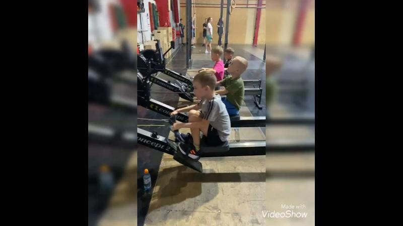 Видео от Strateg Athletics Кроссфит Сыктывкар