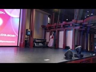 Милана Мртеян 6 лет, дебют песни Адажио
