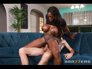 Semen Demon: Ebony Mystique [ brazzers, porn, big tits, boobs, ass, ana, oil milf большие сиськи порно секс]