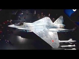 ✈️ Новейший российский истребитель Су-75 «Checkmate»