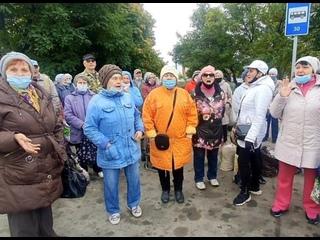 14 октября более сотни волгодонцев, имеющих дачные участк...