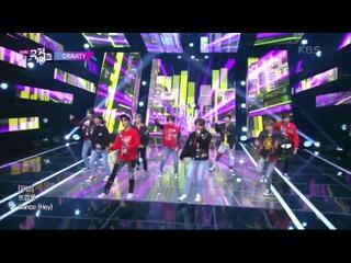 CRAVITY - Ohh Ahh @ Music Bank 201030