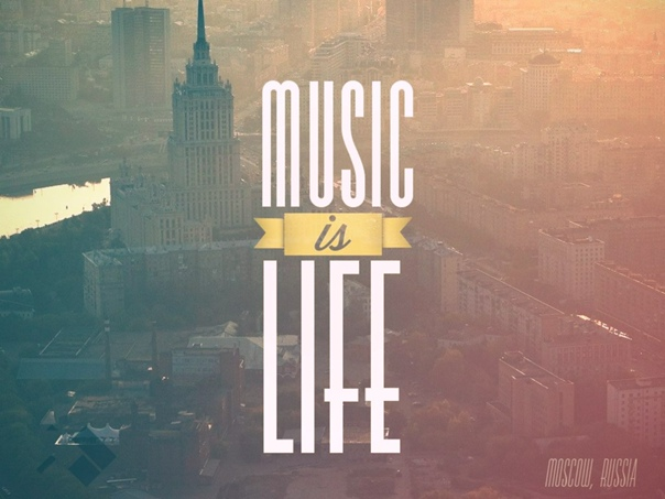 Music is life | паблик