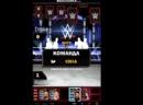 WWE SUPER CARD 2 под конец подфартило