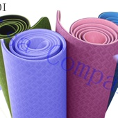 Коврик для йоги (83*61*0.6 см)