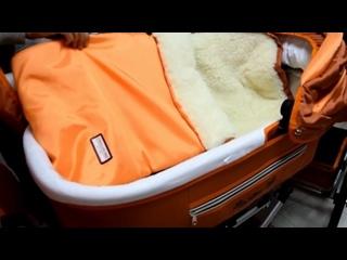 Видео-обзор детской универсальной коляски Stroller B&E Maxima Style XL