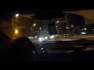 Девушки на Mazda хотели обогнать Ваз 2112 ТУРБО , но не тут то Было))