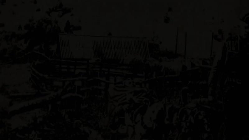 Бой пограничных собак в селе Легедзино.
