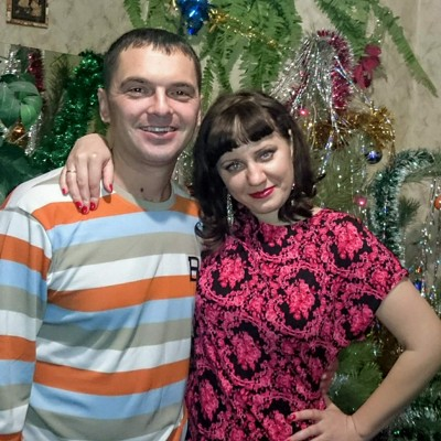 Юлия Фролова, Луганск