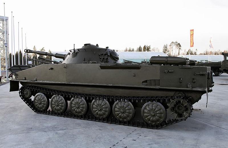 ТАНК ПТ-76, изображение №10