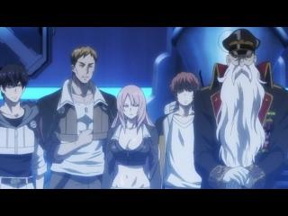 Uchuu Senkan Tiramisu TV-2 / Космический линкор Тирамису ТВ-2 - 12 серия [Озвучка: Azazel (AniDub)]