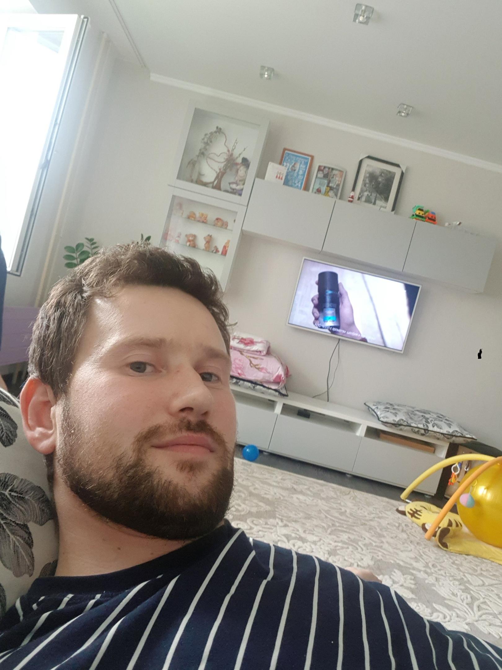 Анатолий, 33, Nazarovo