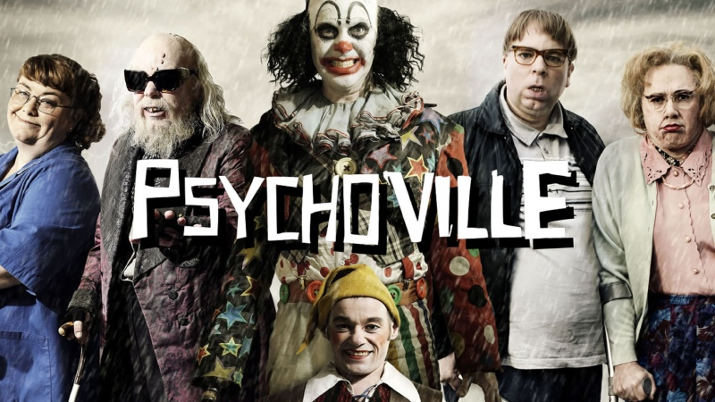 Психовилль Psychoville Сезон 1 Серия 1 Blackmail