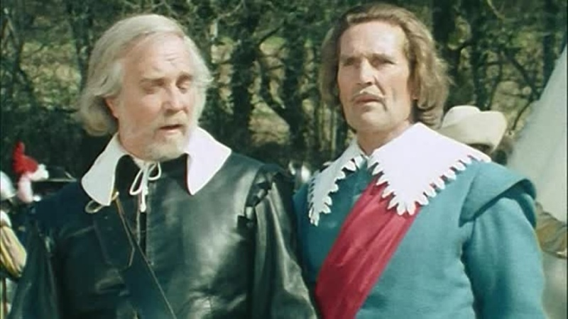 Прекрасные господа из Буа Доре 1976