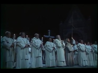 Leontyne Price sings for the Virgin of the Angels (Ultra Gorgeous Singing)