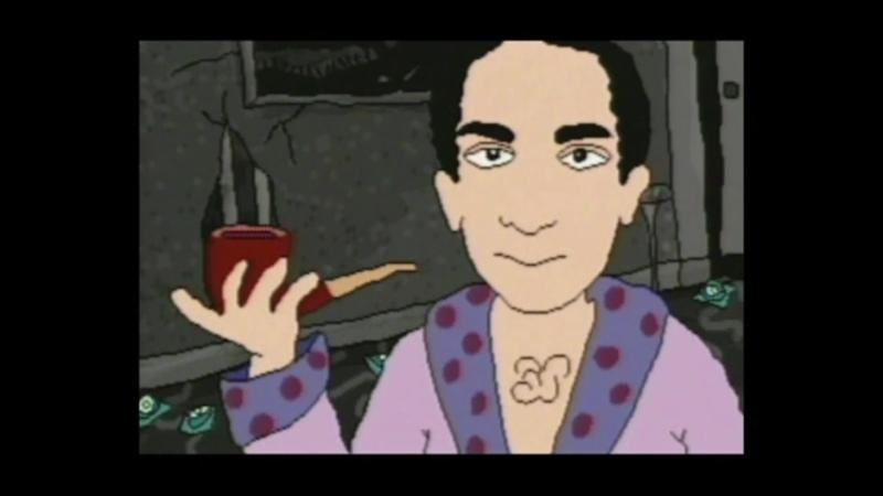 Тодд Бэрри Про тараканов и презервативы