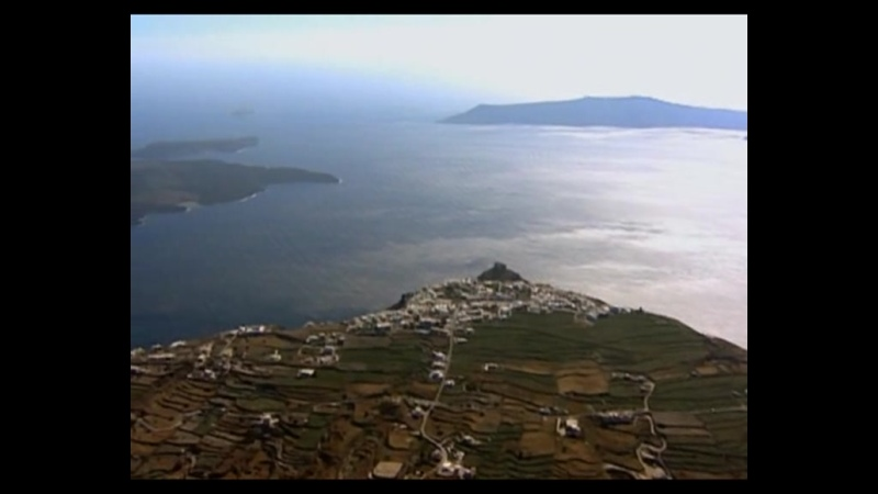 BBC Апокалипсис древних цивилизаций 2 серия Загадка Минойцев
