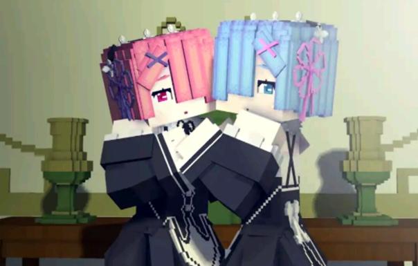майнкрафт аниме скины