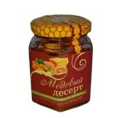 """""""Медовый десерт"""" с миндалем 0,2 кг."""