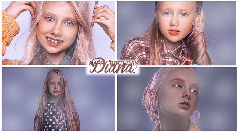 Happy 10th Birthday Diana Dyakonova