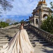"""Платье """"Golden Crystal Design"""""""