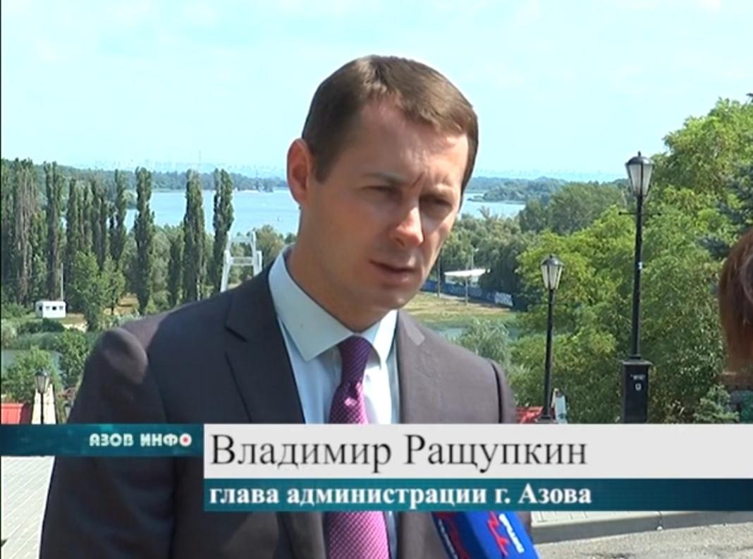 Среда А. Склярова с Владимиром Ращупкиным