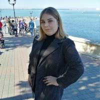 Личная фотография Анны Литвиновой