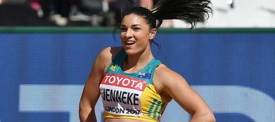 olympic hurdler jenneke - HD2000×1333