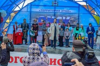 """Открытие проекта """"Территория Этно"""" 2019"""