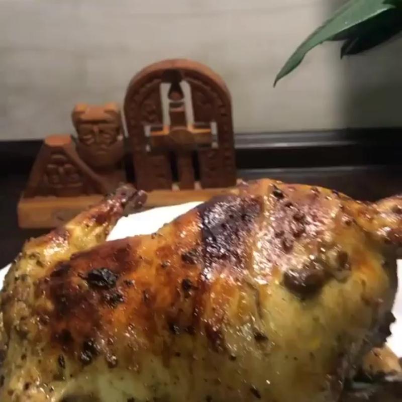 Курица гриль в духовке целиком (https://vk.com/public186004641)