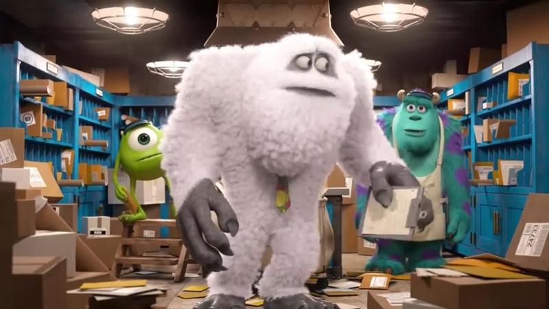 За что Снежного человека изгнали из корпорации монстров