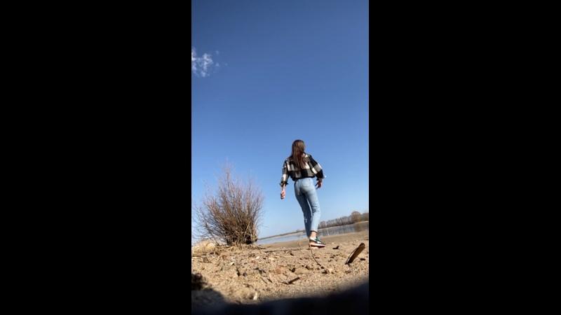 15.04.21 Сама себе режиссёр, пляж, Релакс.