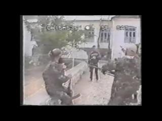 Шаміль Басаєв входить в дагестанське селище