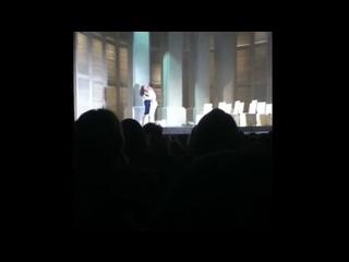 2011 › Отрывки с показа спектакля «Много шума из ничего»