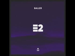 BALLER 9-шы мамыр күні жаңа трек шығармақшы!