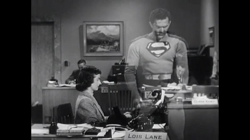 Атомный Человек vs Супермена 05 08 1950