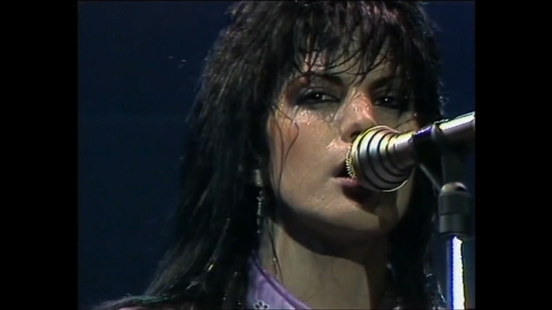 Joan Jett and the Blackhearts Dortmund 1982