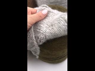 Видео от Итальянская пряжа и ткани GreenLine24