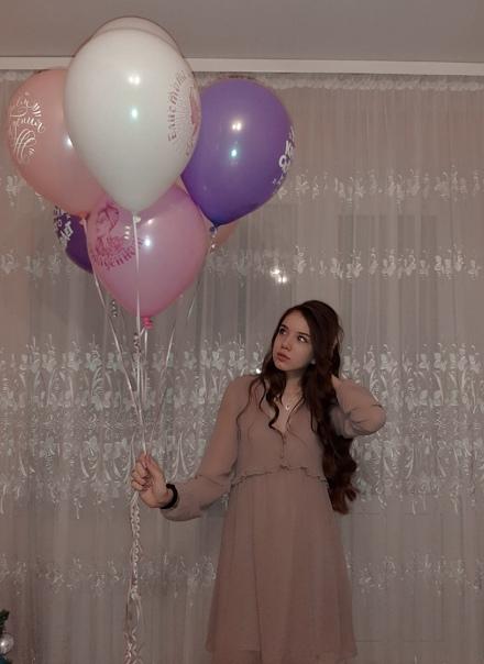 Арина Фанина, Курск, Россия