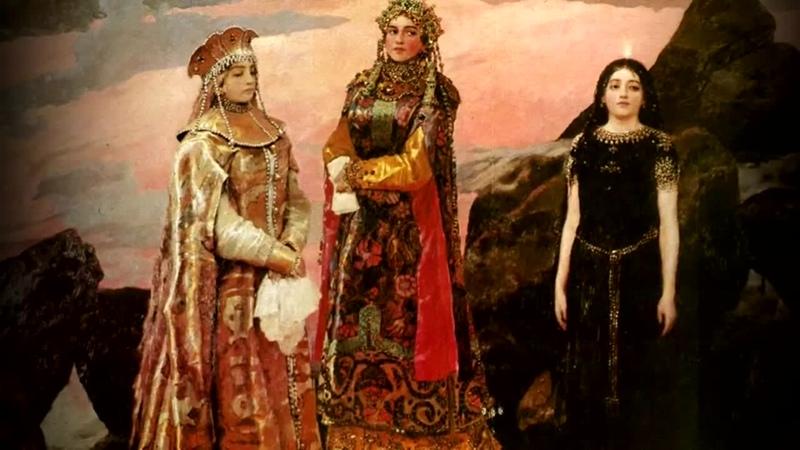 За что ПОЧИТАЛИ Славянскую богиню смерти