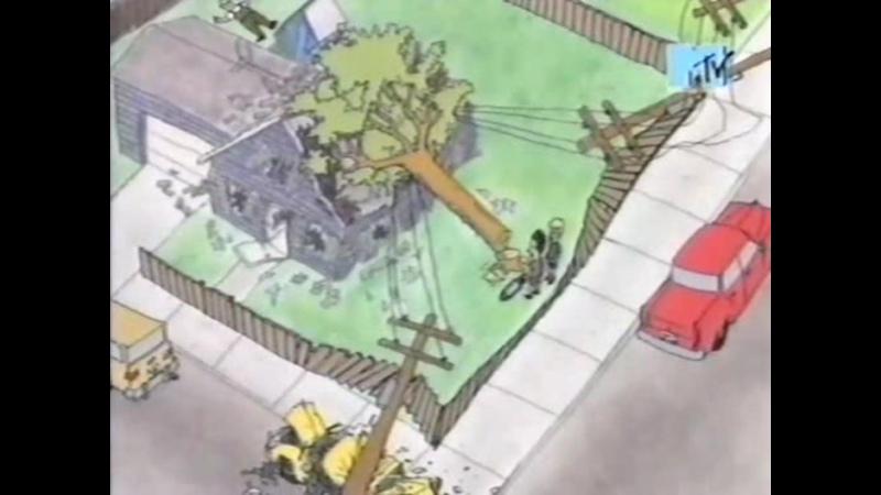 S02e12 Газонный сад MTV