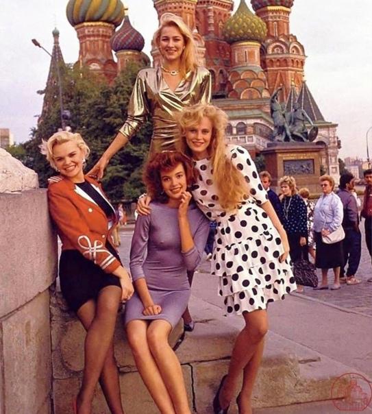 Фотосессия «Русские девушки» для журнала Playboy. Москва,...