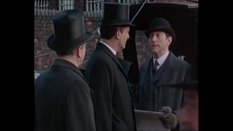 Сериал Приключения Шерлока Холмса The Adventures of Sherlock Holmes 15