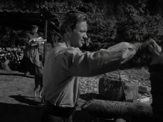 РЕЙЧЕЛ И НЕЗНАКОМЕЦ (1948) - приключения, вестерн. Норман Фостер 720p