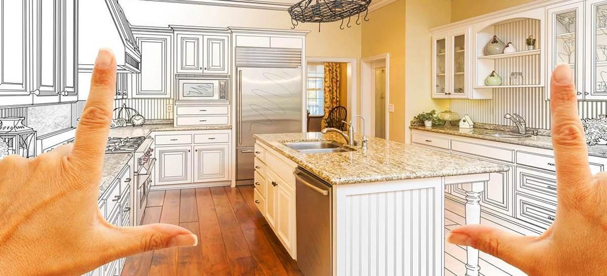 Планирование ремонта кухни